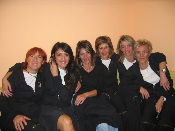 equipe carla amaducci 2006